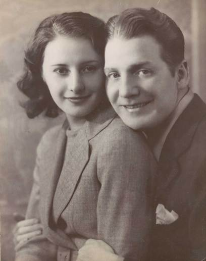 Barbara Stanwyck Biography: with Frank Fay, newlyweds