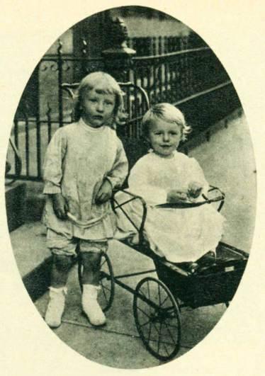 Byron and Ruby Stevens circa 1909