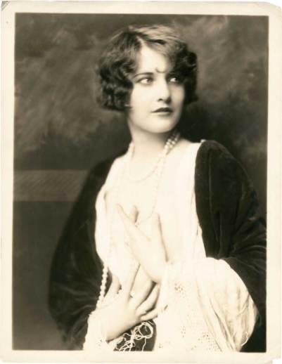Chorus Girl Ruby Stevens