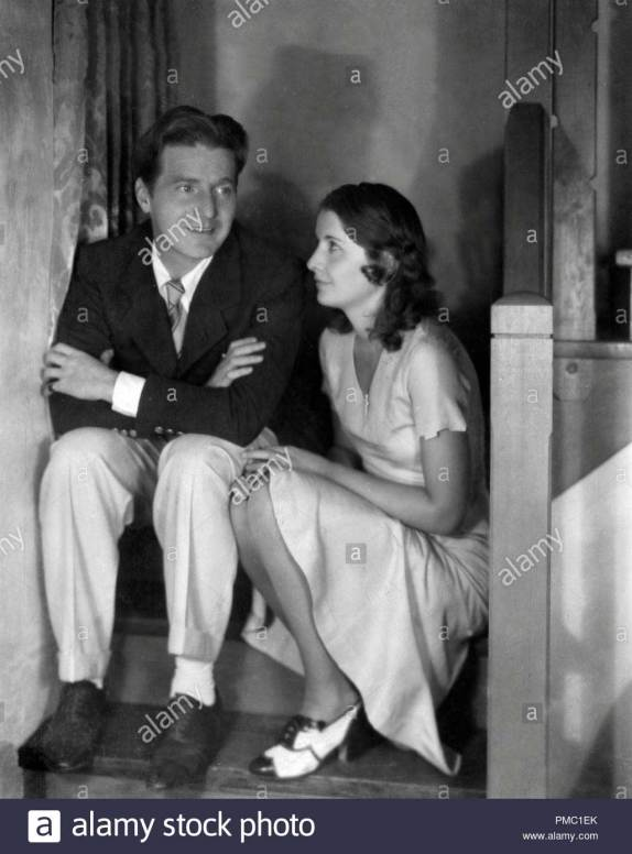 Stanwyck devotion to Frank in one picture