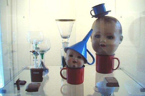 Ausstellung Susanne Berner, Wustrow Ostern 2004