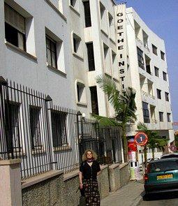 Goethe-Institut in Rabat