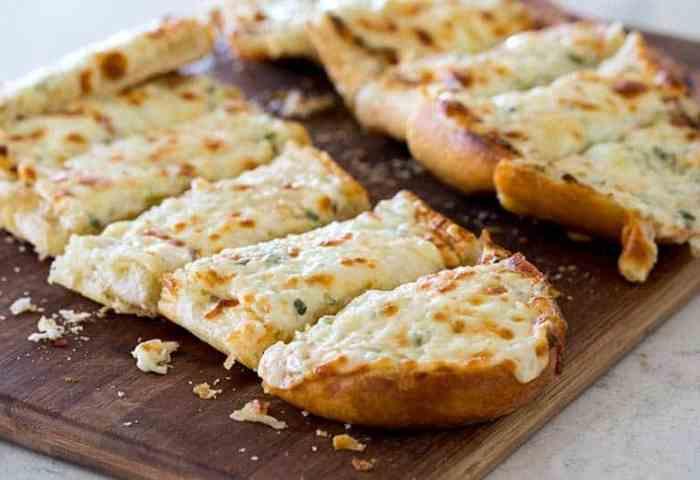 Black Angus Cheesy Garlic Bread Recipe Barbara Bakes
