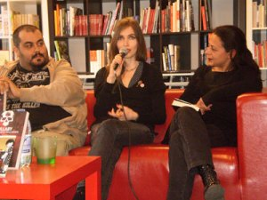 Enzo Bodycold, Barbara Baraldi e Alessandra Buccheri