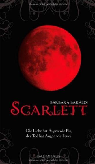 L'edizione tedesca di Scarlett, editore Baumhaus