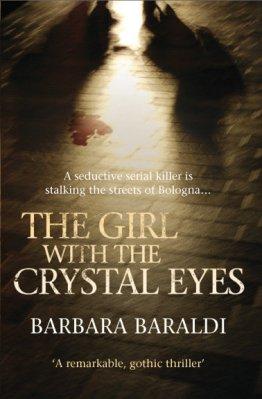 he girl with the crystal eyes (John Blake), ovvero la versione inglese de La bambola di cristallo