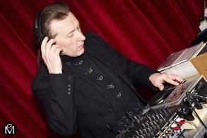Gianfranco Grotesque Modena, il dj ufficiale della serata