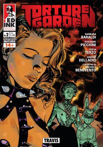 Torture Garden 2 (copertina regular)