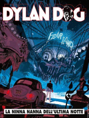Dylan Dog n.367 La ninna nanna dell'ultima notte