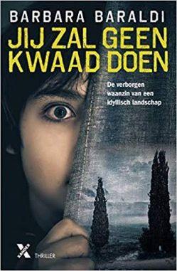 L'edizione olandese di Aurora nel buio, per l'editore Xander.