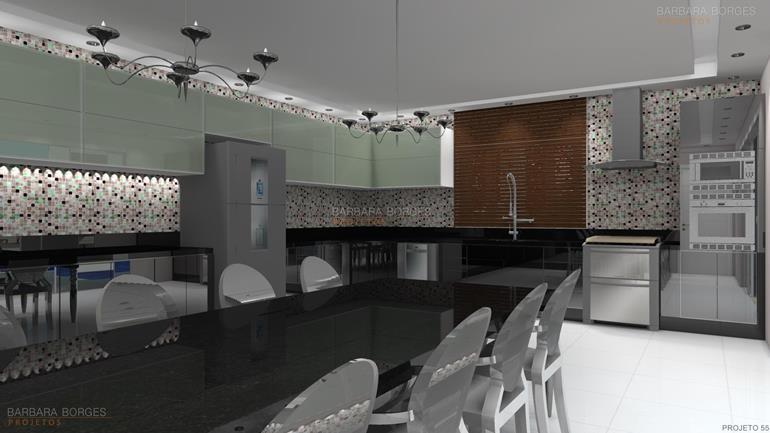 Azulejos Cozinha  Barbara Borges Projetos