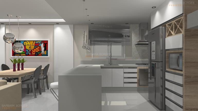 Modelo Cozinha Planejada  Barbara Borges Projetos