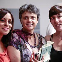 Con Anna Maria Farabbi e Costanza Lindi