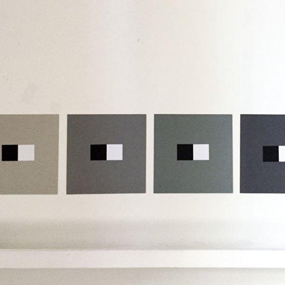 kleurenthriller licht-donkercontrast Itten Collé