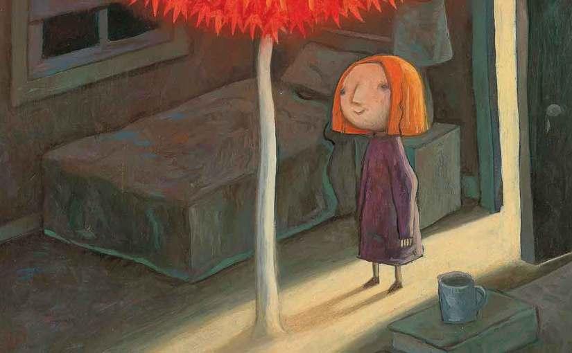 El árbol rojo, Shaun Tan