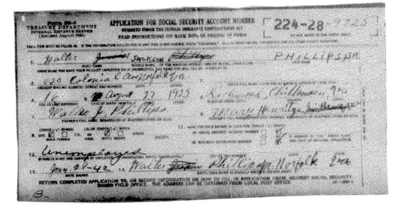 Delving Deeper into Social Security Administration Records –  FOIA – Form SS5