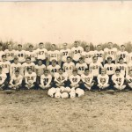 Football squad photo Okolona class of 1948