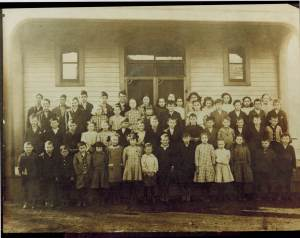 image.Jefferson Co. Ky elementary school 1912-1919