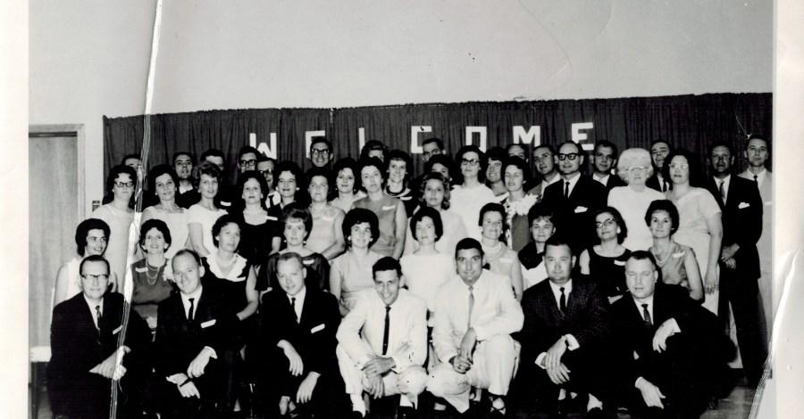 Okolona Fifteenth Year Reunion – Class of 1950