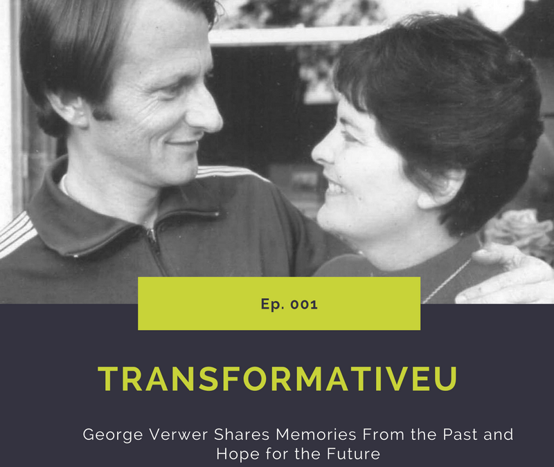 PODCAST: George Verwer Shares Memories From the Past and Hope for the Future