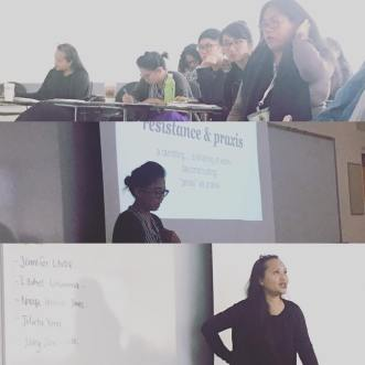 Critical Pinayisms: Panel of Pinay Artists and Writers at SFSU