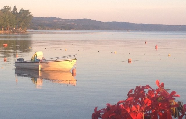 Beautiful Roman Getaway at Lake Bolsena near Rome in Italy. Book with Countess Concierge by Barbara Lessona