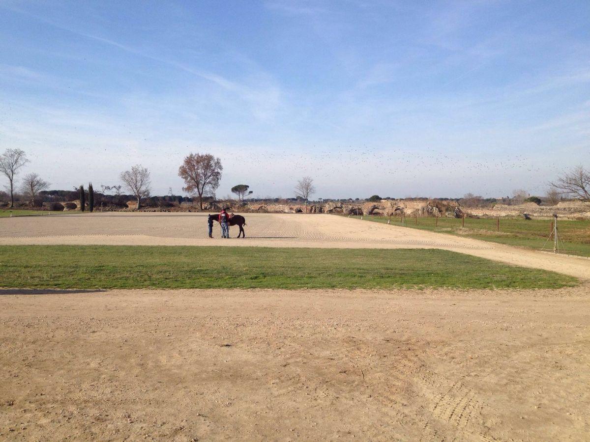 Unique experience in Rome's backyard, horseback riding. A Barbara Lessona Exclusive!