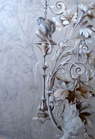 Corso intensivo di pittura ornamentale la Grottesca e i