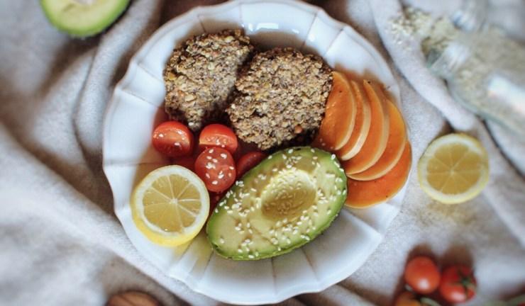 Hambúrgueres Vegan de Lentilhas e Cogumelos