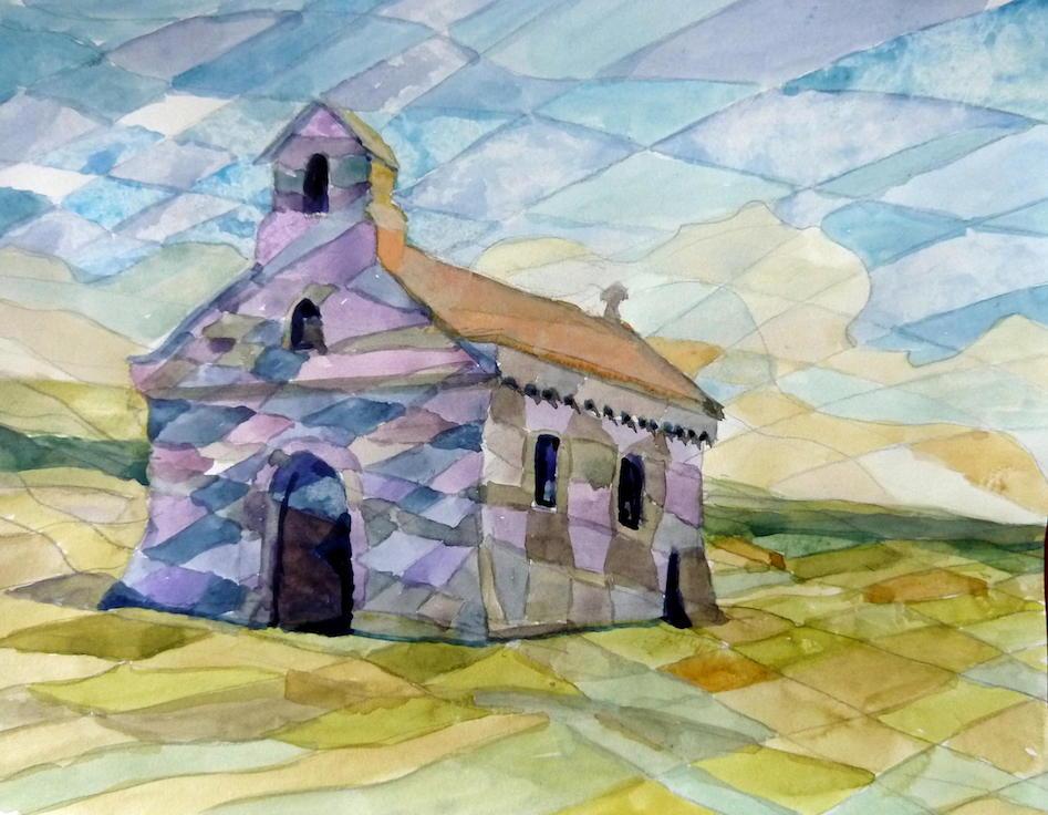 St Nons Chapel