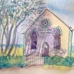 chapel in summer