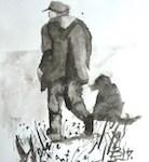 Gerwyn in ink