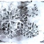 'snowflakes' ink 6