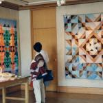 on exhibition
