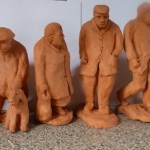terracotta people