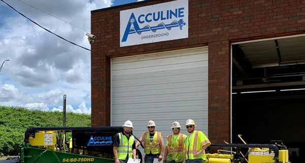 June Trench Safety Month with AccuLine Underground