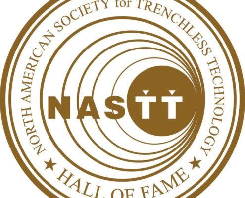 NASTT HOF logo