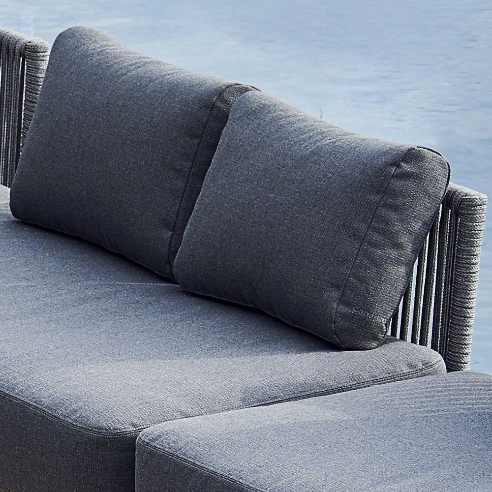 moments 3 seater sofa extra back cushion