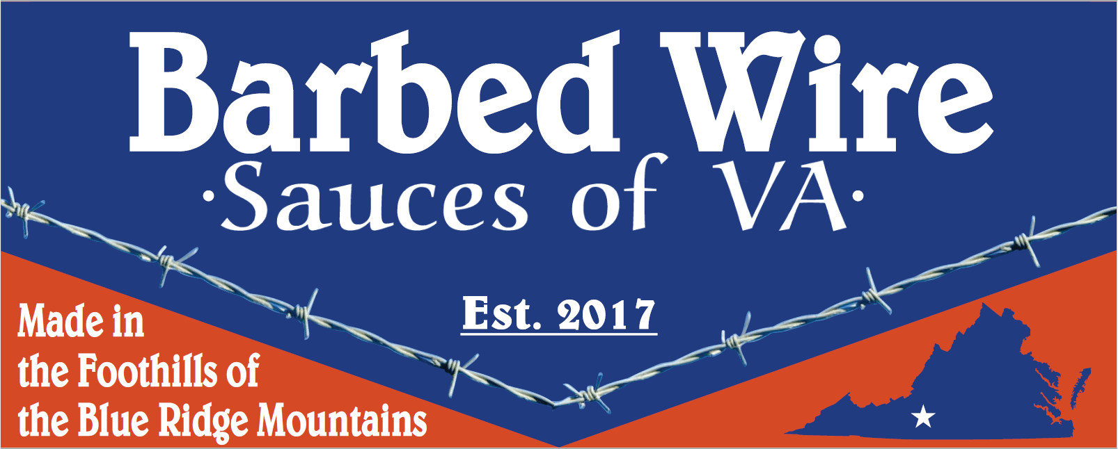 Barbed Wire Sauces of VA