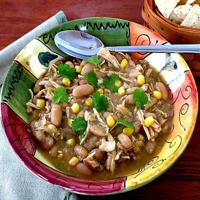 Southwest Chicken Chili