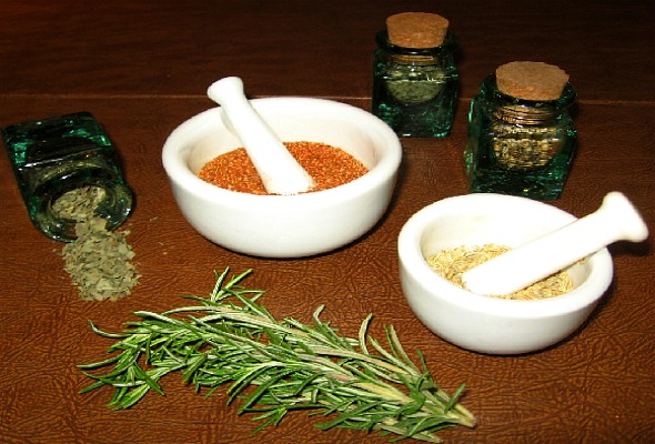 Herb Meat Rub