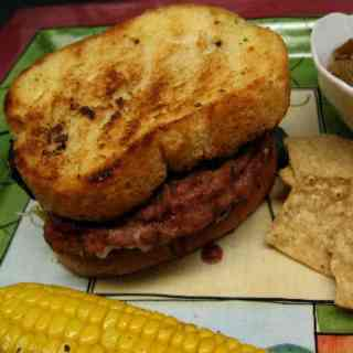 Turkey Bean Burger