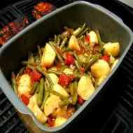 Italian Green Beans and Potatoes