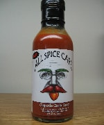 Sauce Review: All Spice Cafe's Chipotle Garlic Sauce