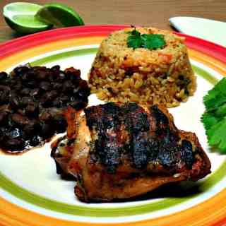 Mexican Grilled Chicken