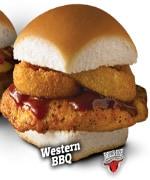 White Castle's Chicken Slider