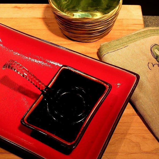 Balsamic Reduction Glaze