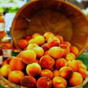 Peach Barbeque Sauce