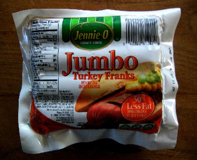 Jennie-O Turkey Hot Dogs