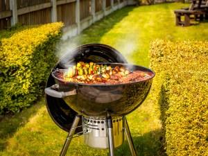 Metal Barbecues